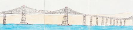Lance Rivers, 'Richmond Bridge (Triptych)', 2013