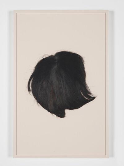Nina Beier, 'Short Crop Swoopy Bangs', 2015