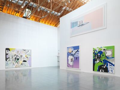 Michael Williams, 'Installation view'
