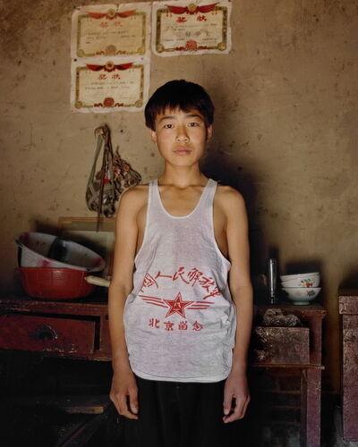 Jiang Jian 姜健, 'Lankao, Henan', 1997