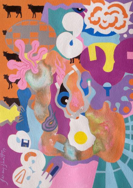 Jenny Bhatt, 'Mind Map 11', undated