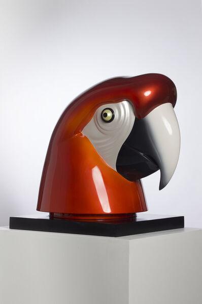 Jean-Marie Fiori, 'Macaw's Head', 2013