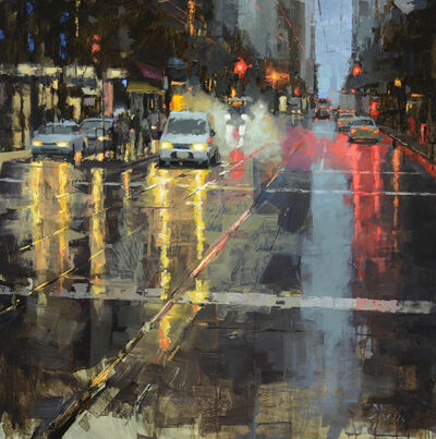 Jacob Dhein, 'Early Morning on Market St', 2015