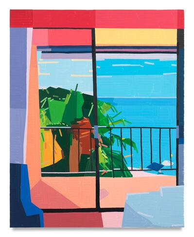Guy Yanai, 'Hotel in Rayol', 2020