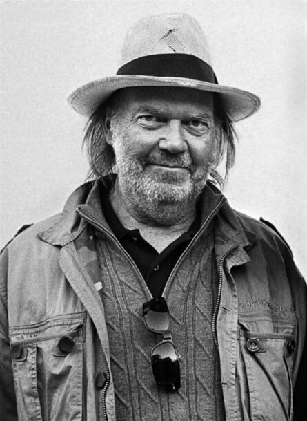 Christopher Felver, 'Neil Young', 2009