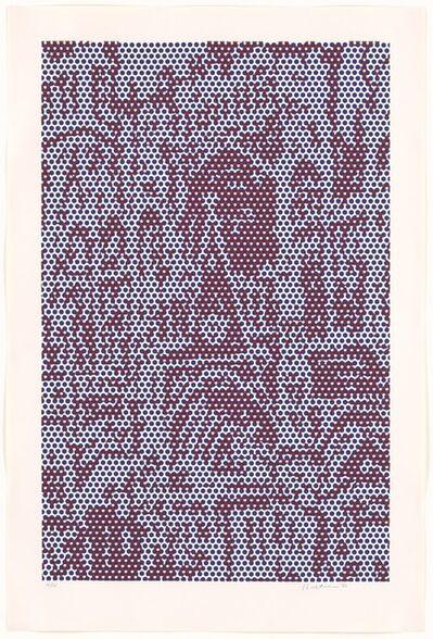 Roy Lichtenstein, 'Cathedral #4', 1969