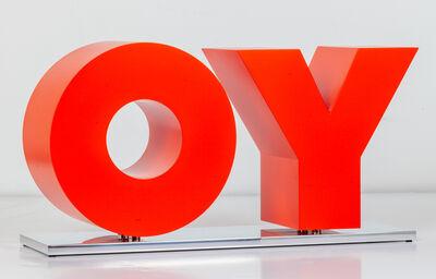 Deborah Kass, 'OY/YO', 2013