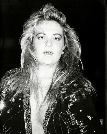Andy Warhol, 'Andy Warhol, Photograph of Cornelia Guest, 1985', 1985