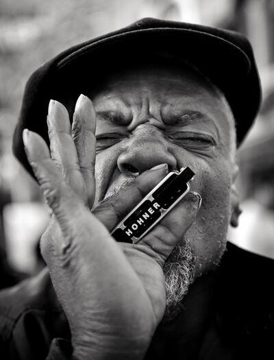 Zack Whitford, 'Blow', 2015