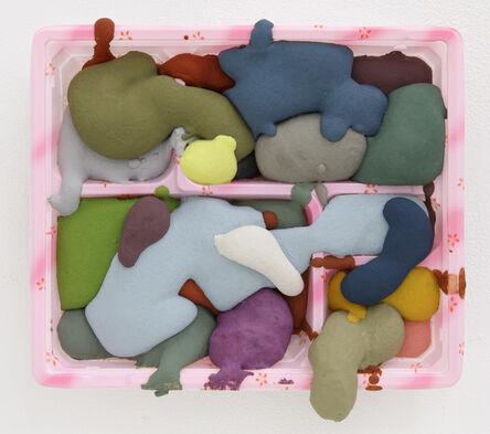 """Aida Makoto, 'Ki-Yo (""""Lunchbox Paintings"""" series)', 2016"""
