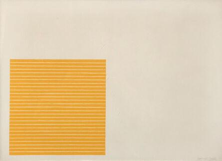 Frank Stella, 'Palmito Ranch, from Benjamin Moore', 1972