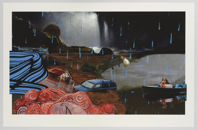 Dexter Dalwood, 'The Deluge', 2007
