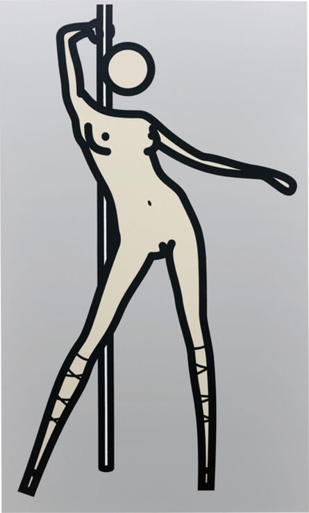 Julian Opie, 'This Is Shahnoza 37', 2007
