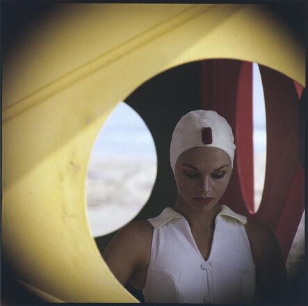 Gordon Parks, 'Jeweled Cap, Malibu, California', 1958