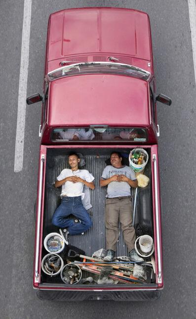 Alejandro Cartagena, 'Carpoolers #5', 2011