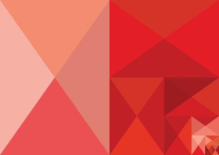 "Pier Stockholm, 'detail ""Ejercicios de color horizontal 1""', 2015"