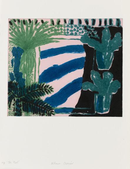 William Crozier, 'The Pool', 2005