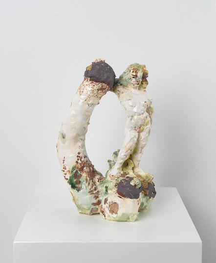 Emma Helle, 'Woman with Mushroom (Leccinum versipelle)', 2019
