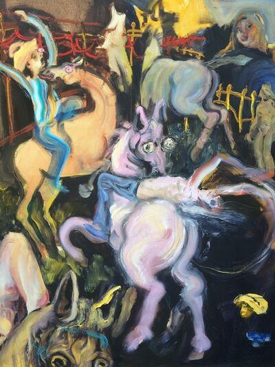 Ray Mack, 'Gas', 2015