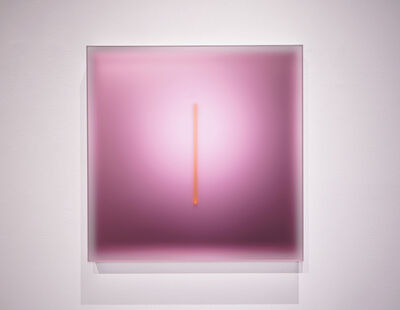 Casper Brindle, 'Light-Glyph 49', 2021