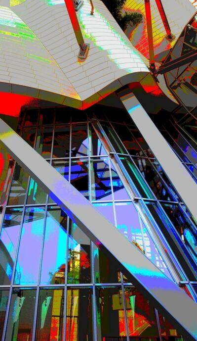 Deborah Forman, 'Reflections: Louis Vuitton Fondation, Paris, France/Frank Gehry, Designer', 2021