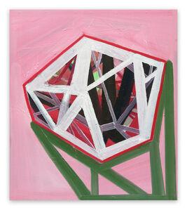 Ashlynn Browning, 'Pedestal (Abstract painting)', 2011