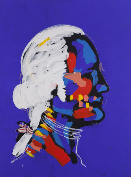 Bradley Theodore, 'Young President', 2015