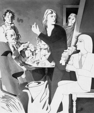 Richard Hamilton, 'In Horne's House', 1981-1982
