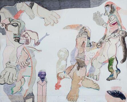 Mohan Samant, 'Untitled', ca. 1980-1990