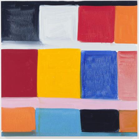 Stanley Whitney, 'Off Minor', 2014