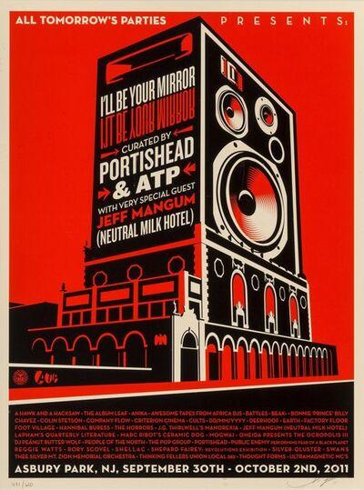 Shepard Fairey, 'All Tomorrow's Parties', 2011