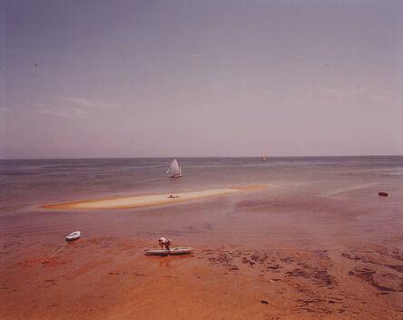 Joel Meyerowitz, 'Bay/Sky Series, Provincetown', 1977
