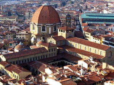 Filippo Brunelleschi, 'Church of San Lorenzo', ca. 1421-28