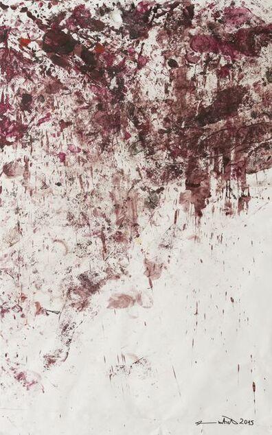 Hermann Nitsch, 'Ohne Titel', 2014