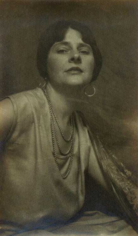 Anne Brigman, 'Portrait of a Woman', 1929