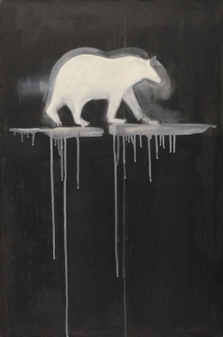 Susan Brearey, 'Arctic Ice (Ghost Bear)', 2014