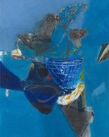 Martyn Brewster, 'Blue Shadows no.3', 2016
