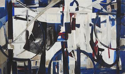 Luisa Richter, 'Viene del mar del viento de unos barcos', 1992