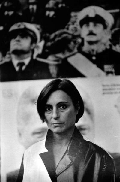 Liliana Maresca, '¨Untitled. Imagen pública - Altas esferas¨', 1993
