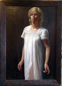 Steven Assael, 'Lady in White', ca. 2000