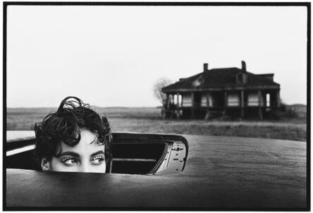 Arthur Elgort, 'Christy Turlington, New Orleans', 1990