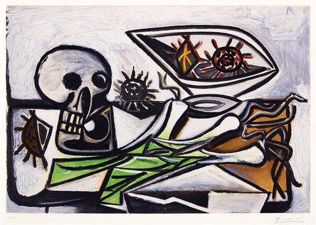 Pablo Picasso, 'Nature morte au crane', ca. 1960