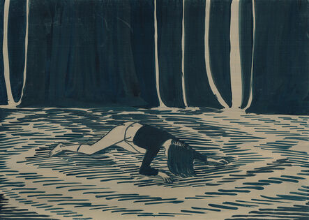 Aleksandra Waliszewska, 'Untitled [Grief]', 2012-2014