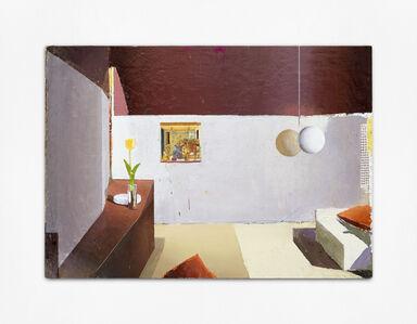 Matthias Weischer, 'Untitled', oil on canvas