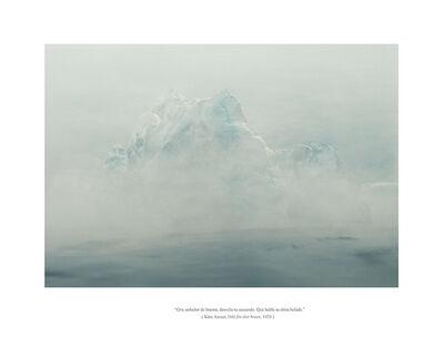 Javier Vallhonrat, 'Serie EOLIONIMIA  Iceberg #2', 2013