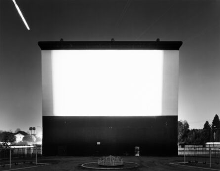 Hiroshi Sugimoto, 'Studio Drive-In, Culver City', 1993