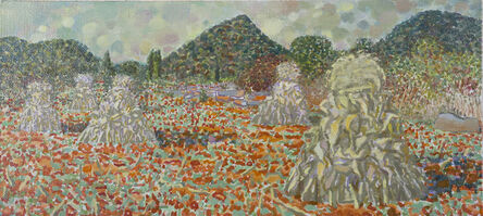 Mao Xuhui 毛旭辉, 'Sketch in Guishan, Valley of Buds in Autumn (To Nelson Mandela)', 2013