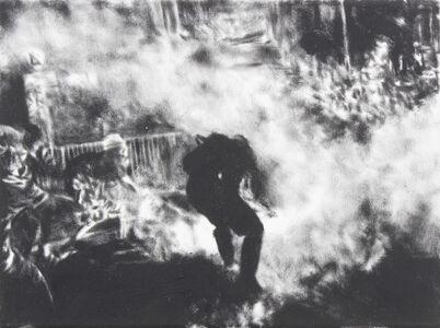 Florian Heinke, 'Riots 92', 2019