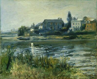 Pierre-Auguste Renoir, 'The Seine at Chatou (La Seine à Chatou)', ca. 1871
