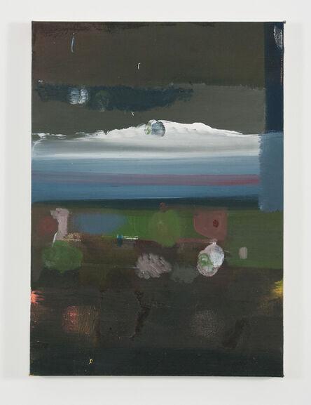 """Merlin James, 'Untitled """"Soir""""', 2009"""